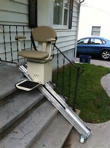 special handicap stair lift door stair design