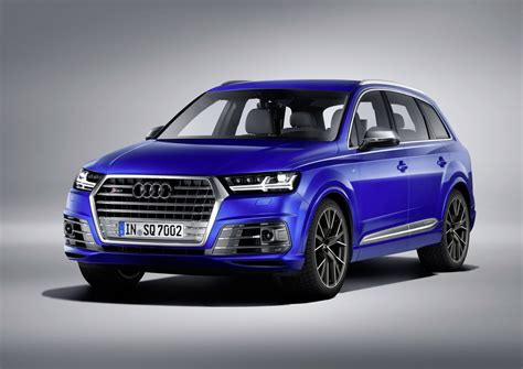Sq7 Tdi 2016 by Audi Sq7 Tdi 2016 Premi 232 Res Photos Et Vid 233 O