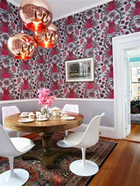 painting ideas modern wallpaper  colorful home fabrics
