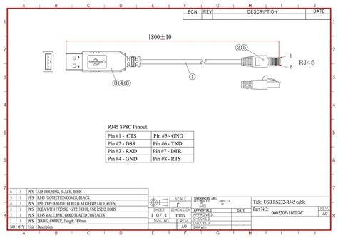 M Pac Wiring Diagram by Cisco Console Cable Usb To Rj45 Wiring Diagram Usb