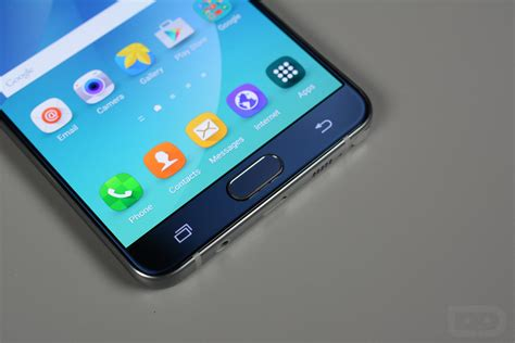 Samsung Galaxy Note 5 Active Rumored For At&t