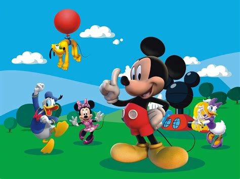 mickey mouse clubhouse images wallpapers  images