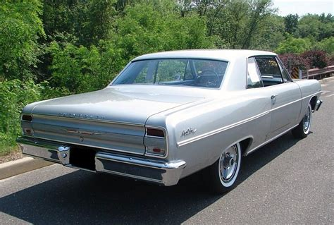 Detailed Review Of 1964 Chevrolet Chevelle  Classic Cars