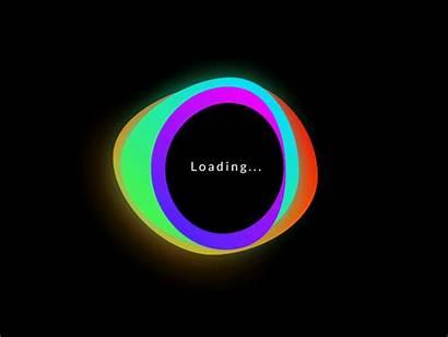 Circle Loading Gradient Animation Dribbble Peter Arumugam