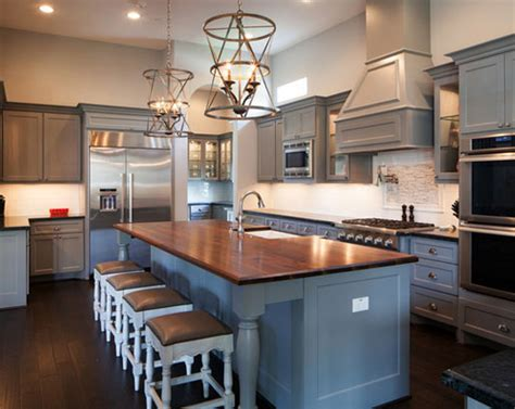kitchen renovations using gray and white the psychology of why gray kitchen cabinets are so popular