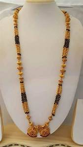 Long Mangalsutra Best online shopping in India
