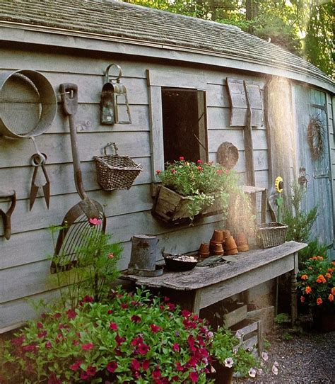 decorating a shed my garden diaries junk gardening sheds