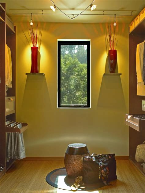 Lighting Ideas For Your Closet  Hgtv