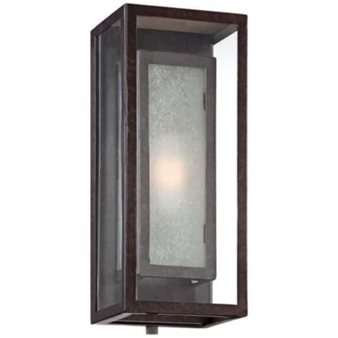 possini euro double box bronze 15 1 2 quot h outdoor wall light products front doors and euro