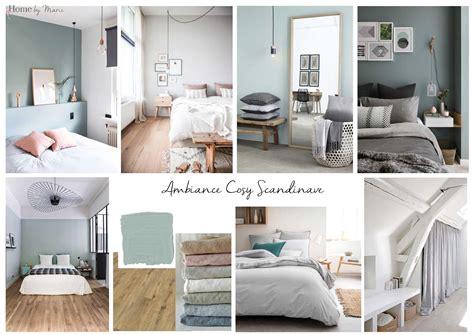 chambre scandinave une chambre parentale cosy et scandinave home by