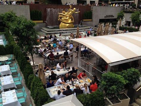 Rink Bar Rockefeller Center, New York City