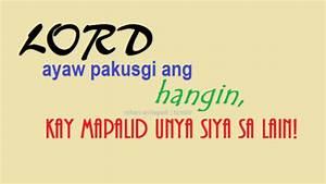 Cebuano Quotes ... Banat Bisaya Love Quotes