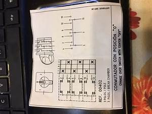 Transferencia Manual Con Conmutador Trif U00e1sico De 3
