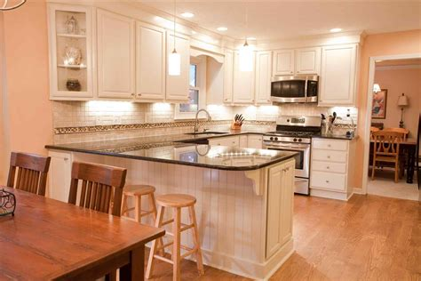 Decorating Ideas For Open Kitchen Cabinets by Open Kitchen Designs Deductour