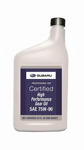 SOA427V1700 - Genuine Subaru Certified High Performance ...  Quart