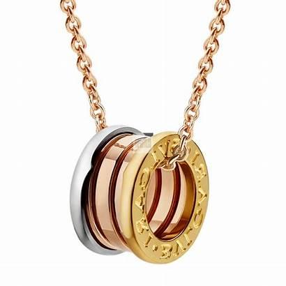 Bvlgari Replica Pendant Necklace Jewelry Zero1 Bulgari