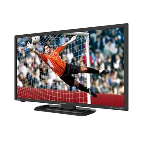Jual Sharp 24 Inch jual sharp aquos lc 24le175i led tv hitam 24 inch