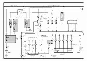 Car Air Conditioner Electrical Wiring Wiring Diagram