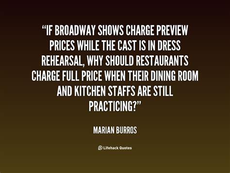 Ifthen Broadway Quotes