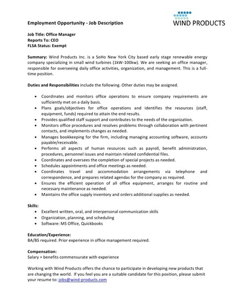 front desk officer duties and responsibilities c fakepathwind products office manager job description