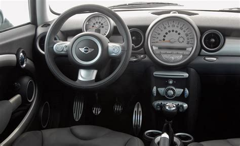 mini cooper s interieur car and driver
