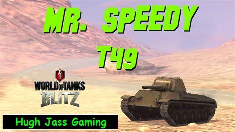 T49 Tier V American Tank Destroyer