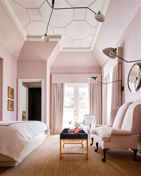 Pale Pink Bedroom by Colour Crush Pale Pink Robinson