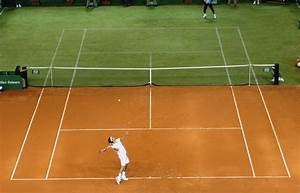 Choose a Right Tennis Court Surface - Clay Or Synthetic Grass