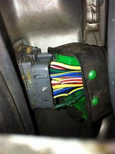 Broken Wires At Driver U0026 39 S Door  Fix  - Honda-tech
