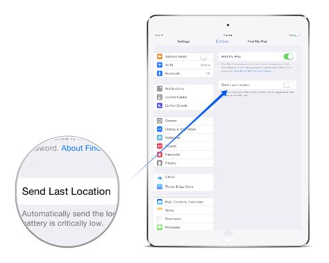 last location of iphone how to enable and disable the activation lock on your