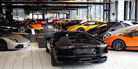 lamborghini dealership inside lamborghini dealer my car