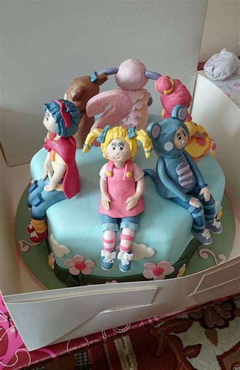 gang    rhymers birthday cake