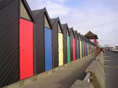 south  claremont pier beach lowestoft suffolk uk