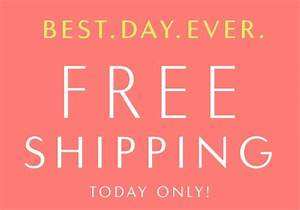 Charming Charlie: Free Shipping TODAY ONLY + HUGE