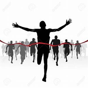 Ribbon clipart marathon - Pencil and in color ribbon ...