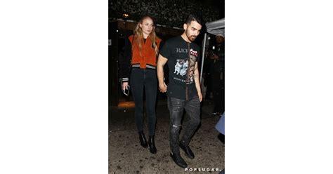 Sophie Turner and Joe Jonas Cute Pictures   POPSUGAR ...