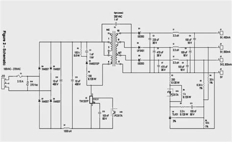 Simple Smps Circuit Power Supply