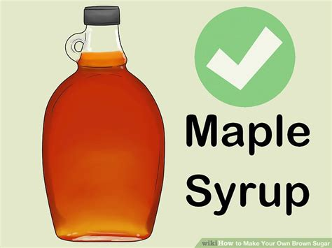 substitute for maple syrup pet animal how to make your own brown sugar