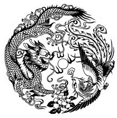 the dragon and the phoenix に対する画像結果