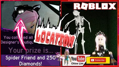 I love when you can get new hammers and gems. Halloween Prizes From Flee The Facility Roblox Halloween ...