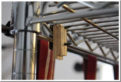 25 best ideas about wire shelves on wire rack