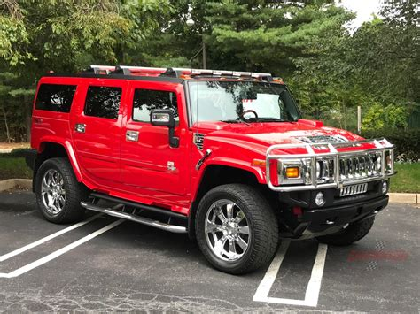 Hummer H2 Motor by 2007 Hummer H2 Luxury Chion Motors International L