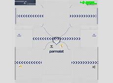 Real Madrid Parmalat Kit For PES 16 PES Patch