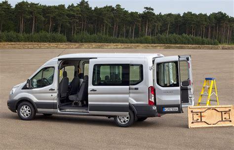 ford transit custom ladefläche ford in due anni tutta la gamma transit rinnovata