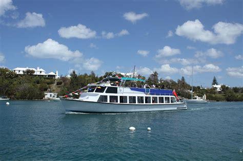 Glass Bottom Boat Cruise Bermuda shore excursion glass bottom boat bermuda carnival