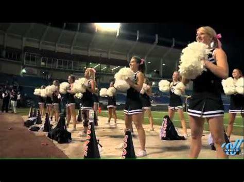 friday night cheerleading  america hoover high school youtube