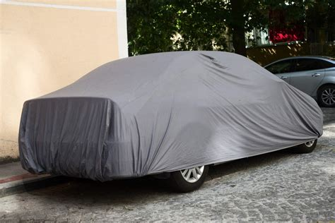 4 Types Of Car Covers For Hail Protection