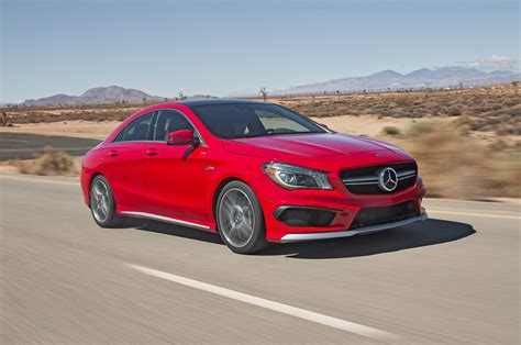 2014 Mercedes-benz Cla45 Amg First Test