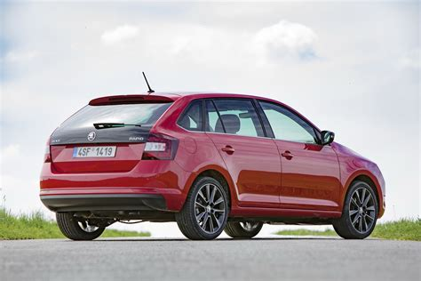 Skoda Launches 2017 Rapid & Rapid Spaceback with New ...