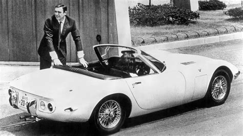 The Coolest 007 Cars Of All Time
